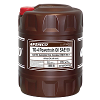 TO-4 Powertrain Oil SAE 50