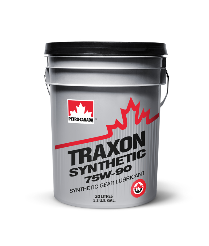 PETRO-CANADA TRAXON SYNTHETIC 75W-90