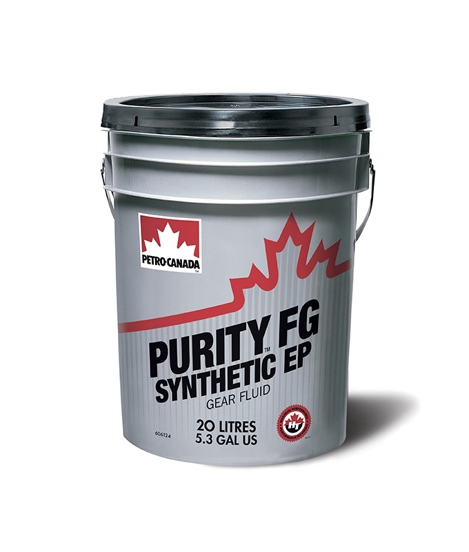 PETRO-CANADA PURITY FG SYNTHETIC EP 220