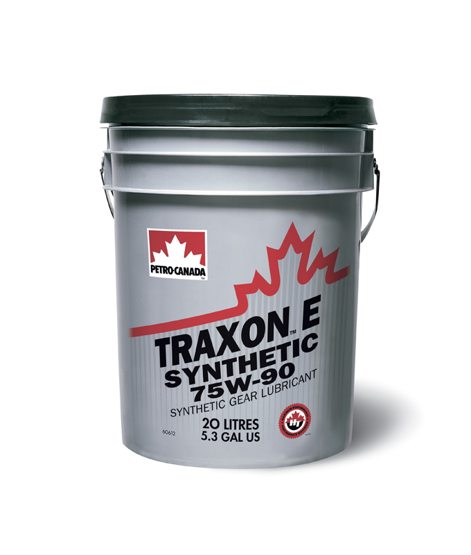 PETRO-CANADA TRAXON E SYNTHETIC 75W-90