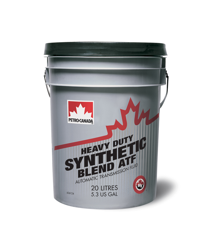 PETRO-CANADA HEAVY DUTY SYNTHETIC BLEND ATF