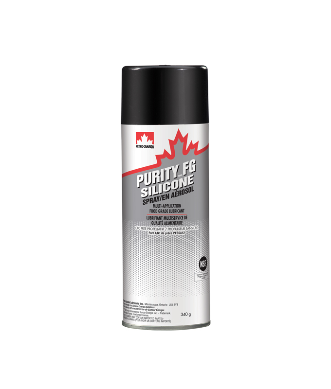 PETRO-CANADA PURITY FG SILICONE SPRAY