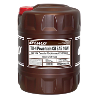 TO-4 Powertrain Oil SAE 10W